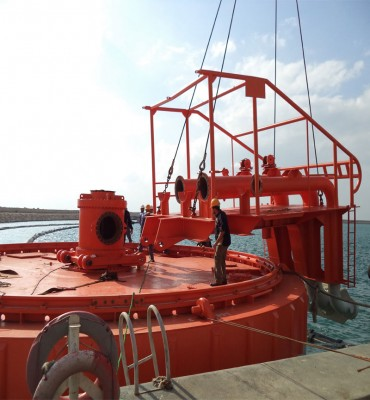 Marine structure related projects